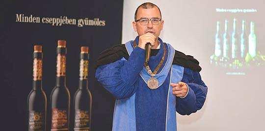 Csobolya Várda Drink