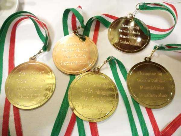 Tuzsér 5 champion